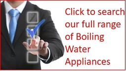 Choosing an instant boiling water appliance