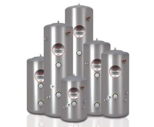Electric water cylinders