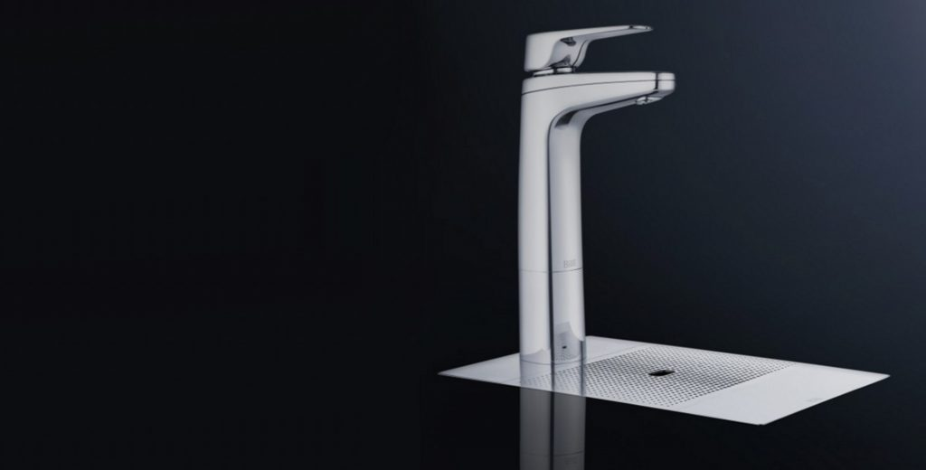Billi boiling and chilled boiling water tap