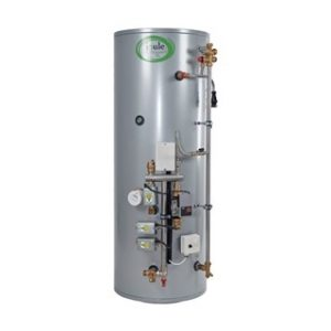 Joule preplumbed indirect cylinder