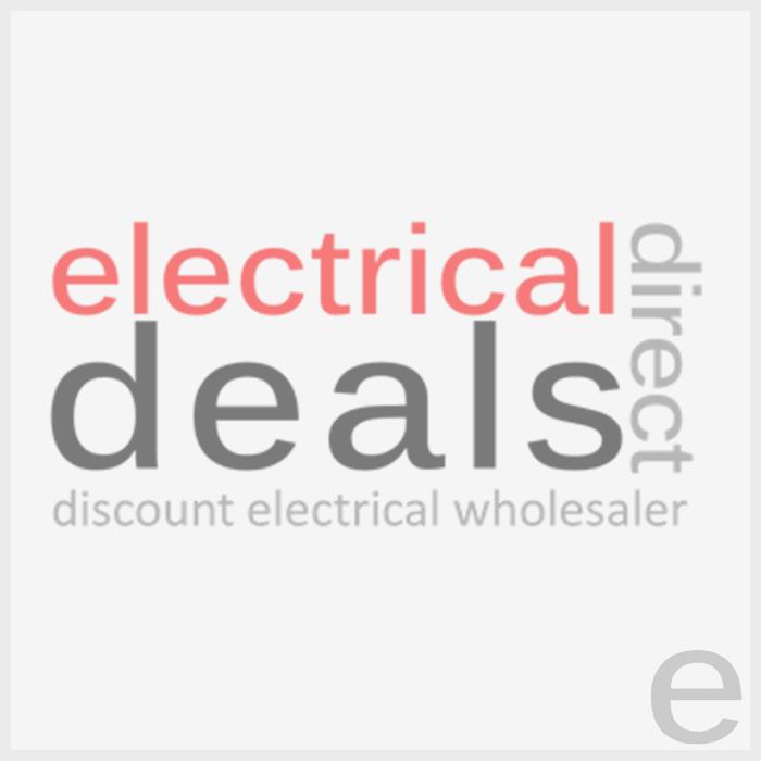 Beaver Red Slimline Hand Dryer
