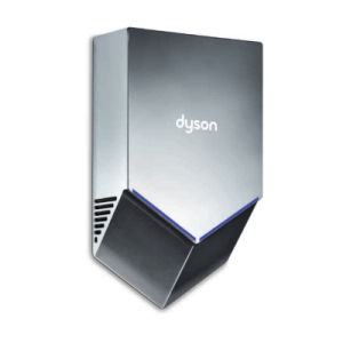 Dyson Airblade V HU02 Hand Dryer AB12 AB08 in Nickel