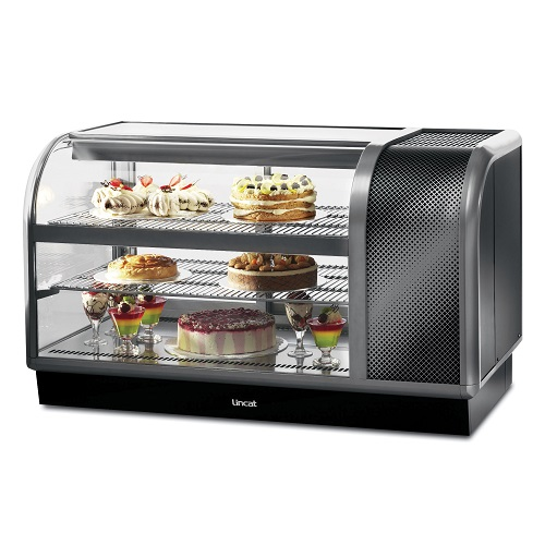 Lincat 650 Range Curved Front Refrigerated Merchandiser