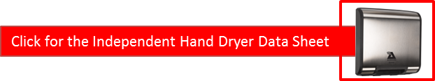 Airdri Quad hand dryer Data sheet
