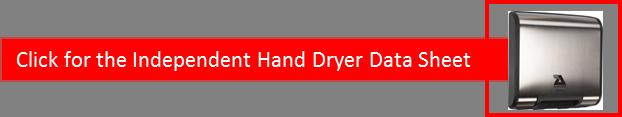 Airdri Quad hand dryer Data sheet