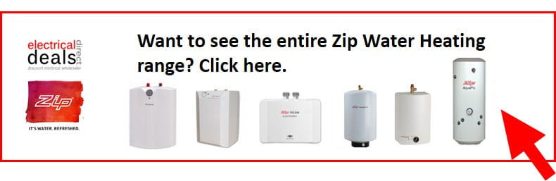Zip electric water heaters
