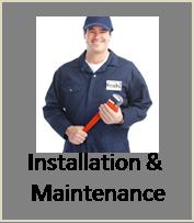zip installation and maintenance