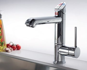 All-in-One Zip Hydrotap for a small workplace