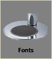 Zip hydrotap fonts