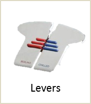 hydrotap levers