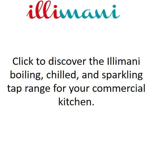 illimani Boiling Water Taps