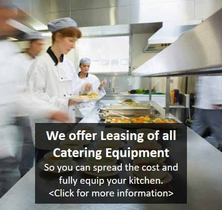 Leasing Catering Equipment