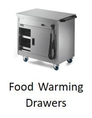 Food Warming Drawers