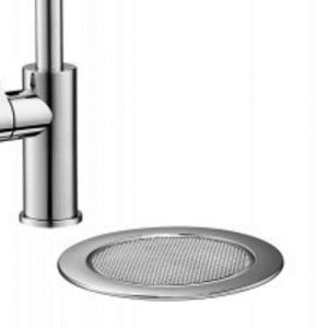 Zip HydroTap Separate Tap Font and Drip Tray in Bright Chrome 93441UK