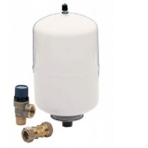 Heatrae Sadia Pack U2 Expansion Vessel Check Valve and Expansion Relief Valve