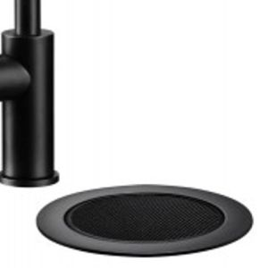 Zip HydroTap Separate Tap Font and Drip Tray in Matt Black 93441Z3UK