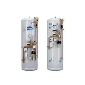 Tribune Pre Plumbed 120 Litre Indirect Unvented Cylinder