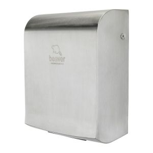 Beaver Stainless Steel Slimline Hand Dryer