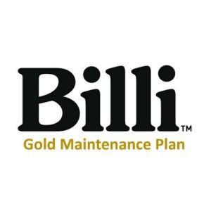 Billi Gold Maintenance Plan