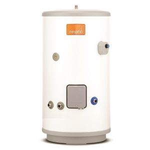 Heatrae Sadia Megaflo Eco 300i Indirect Unvented Hot Water Cylinder