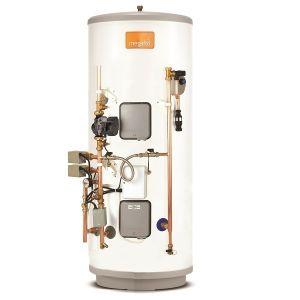 Heatrae Sadia Megaflo Eco Systemfit 145SF Indirect Unvented Hot Water Cylinder