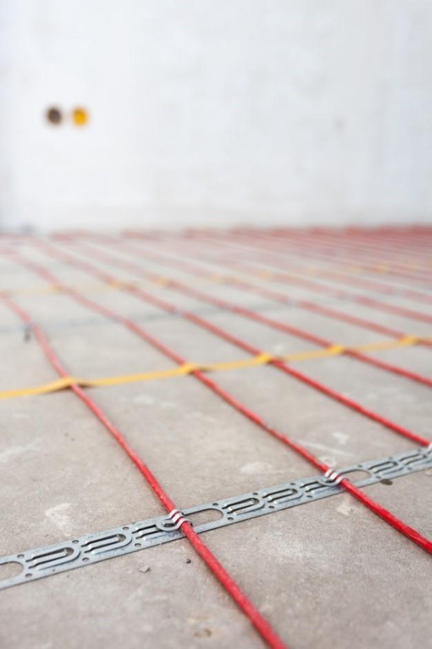 Underfloor heating calculations: how many kW do I need?