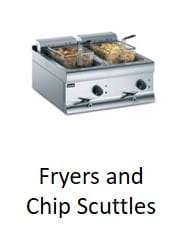 Fryers and Chip Scuttles