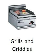 Grills Griddles